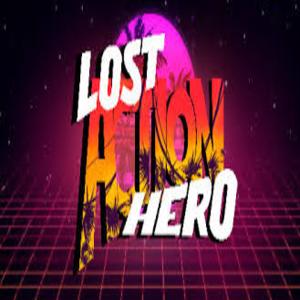 Lost Action Hero
