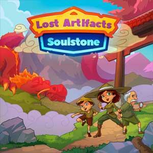 Lost Artifacts Soulstone