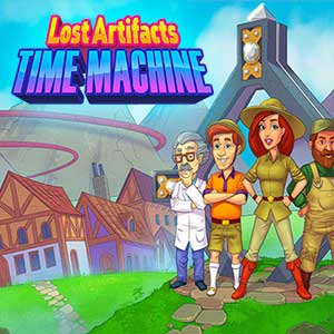 Lost Artifacts Time Machine