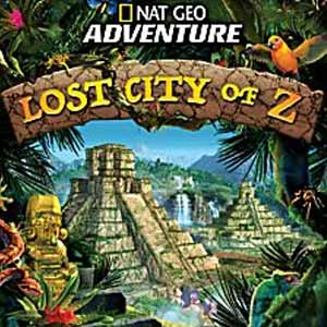 Buy Lost City of Z CD Key Compare Prices