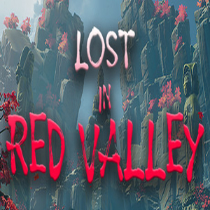 Lost in Red Valley
