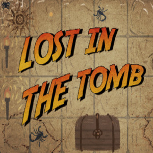 Lost in the tomb