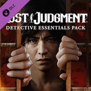Lost Judgment Detective Essentials Pack
