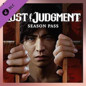Lost Judgment Season Pass
