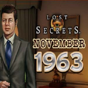 Buy Lost Secrets November 1963 CD Key Compare Prices
