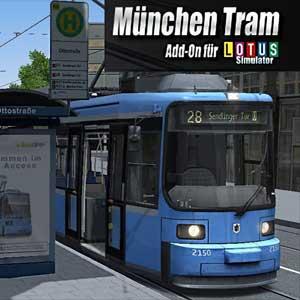 LOTUS-Simulator München Tram