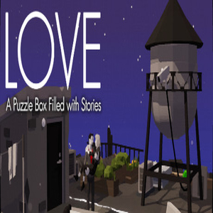 Buy LOVE A Puzzle Box Filled with Stories Nintendo Switch Compare Prices