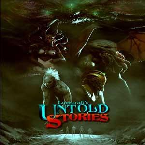 Lovecrafts Untold Stories