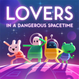 Buy Lovers in a Dangerous Spacetime PS4 Compare Prices
