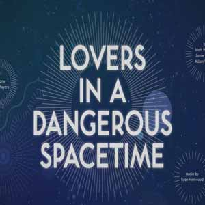 Buy Lovers in a Dangerous Spacetime CD Key Compare Prices