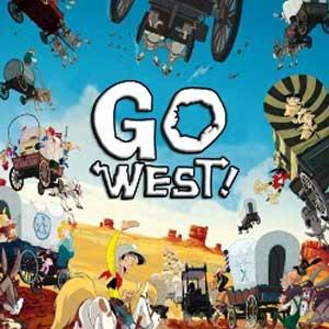 Lucky Luke Go West