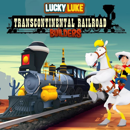 Buy Lucky Luke Transcontinental Railroad CD Key Compare Prices