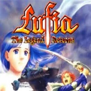 Lufia The Legend Returns