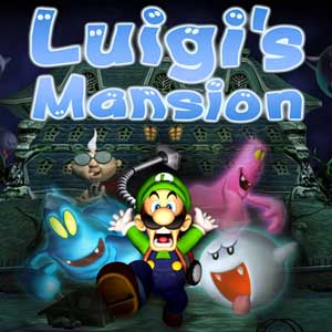 Buy Luigi's Mansion Nintendo 3DS Compare Prices