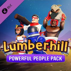 Lumberhill Powerful People Pack