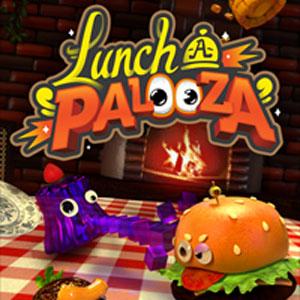 Lunch A Palooza