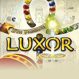 Buy Luxor 5th Passage CD Key Compare Prices
