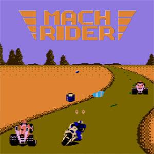 Buy Mach Rider Nintendo 3DS Compare Prices