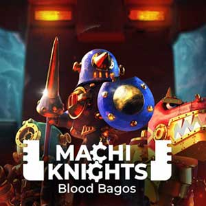 Buy MachiKnights Blood bagos PS4 Compare Prices