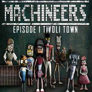 Buy Machineers Episode 1 Tivoli Town CD Key Compare Prices