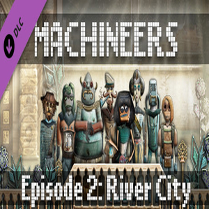 Buy Machineers Episode 2 River City CD Key Compare Prices