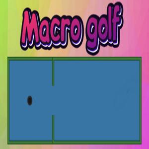 Macro Golf