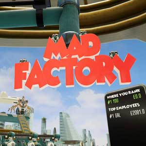 Buy Mad Factory CD Key Compare Prices