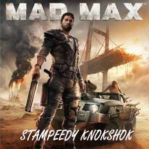 Mad Max Stampeedy Knokshok
