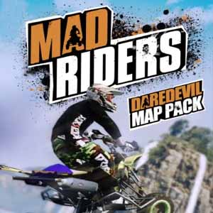 Mad Riders Daredevil Map Pack