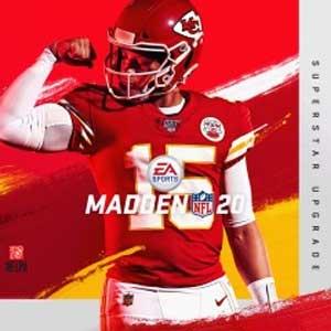 Madden NFL 20 Superstar Upgrade