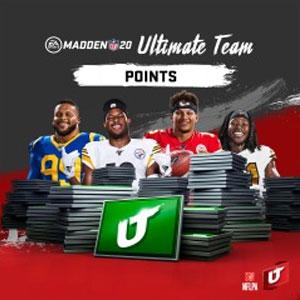 Madden NFL 20 Ultimate Team Points