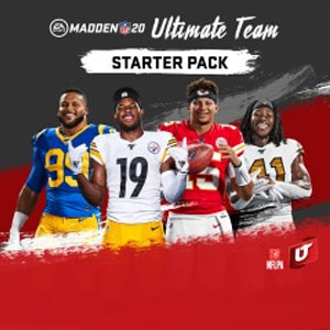 Buy Madden NFL 20 Ultimate Team Starter Pack CD KEY Compare Prices