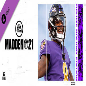 Madden NFL 21 Deluxe Holiday Upgrade