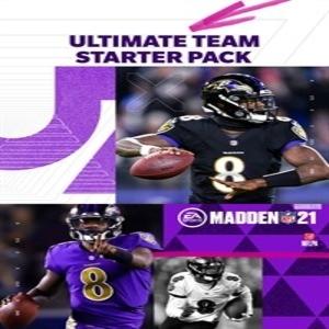 Madden NFL 21 Madden Ultimate Team Starter Pack