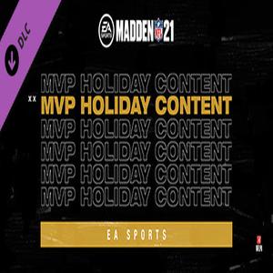 Madden NFL 21 MVP Holiday Upgrade