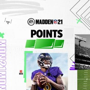 Buy MADDEN NFL 21 Points PS4 Compare Prices