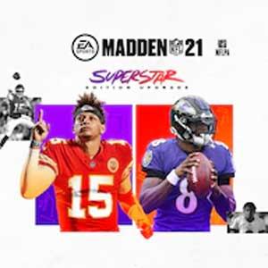 Madden NFL 21 Superstar Edition Upgrade