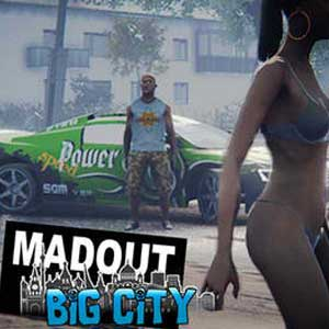 Buy MadOut BIG City CD Key Compare Prices
