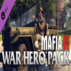 Mafia 2 War Hero Pack
