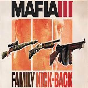 Mafia 3 Family Kick Back Pack