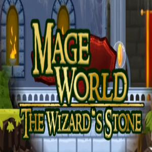 Mage World The Wizards Stone