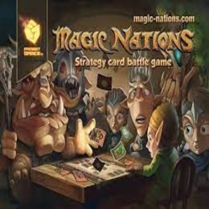 Magic Nations Strategy Card Game