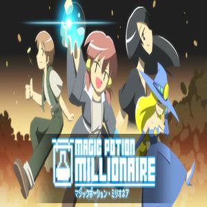 Magic Potion Millionaire