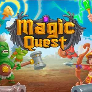 Buy Magic Quest CD Key Compare Prices