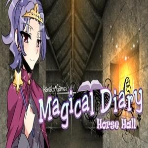 Magical Diary Horse Hall