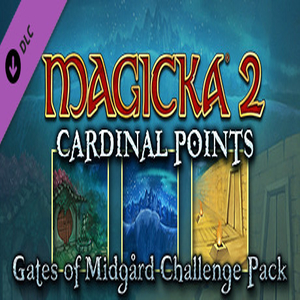 Magicka 2 Gates of Midgard Challenge Pack