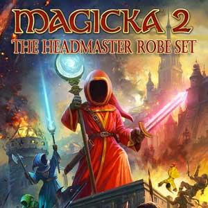 Magicka 2 The Headmaster Robe Set