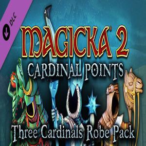 Magicka 2 Three Cardinals Robe Pack