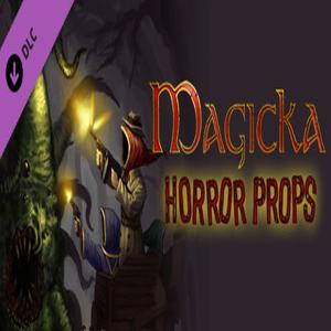 Magicka Horror Props Item Pack