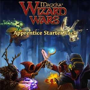 Magicka Wizard Wars Apprentice Starter Pack